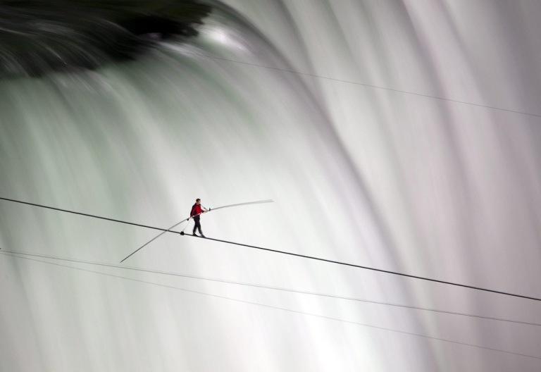 tight rope walker - 1