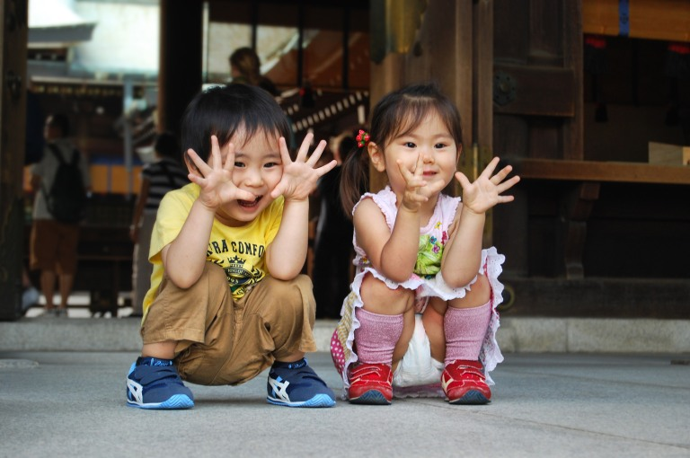 Japanese_kids